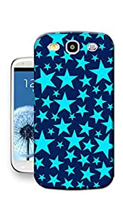 2UCase The Bright Star Hard Durable cover case for Samsung Galaxy S3165