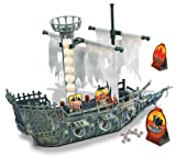 : Mega Bloks Pirates of the Caribbean 3 Flagship Battlers -Flying Dutchman