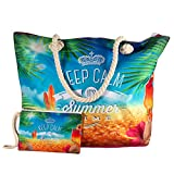 20% OFF Tropical Theme Beach Bag by Fresko Shoes