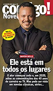 Revista Contigo! Novelas - 11/08/2020
