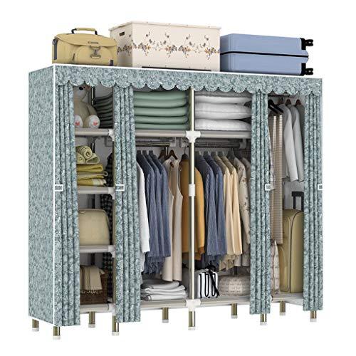 Amazon.com: WN – Armario de tela para armario, armario de ...