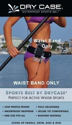 DryCASE Waterproof Neoprene Sports Belt (SB-14)