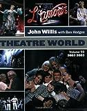 Theatre World 2002-2003, John with Ben Hodges Willis, 1557836353