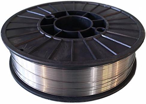 3/rouleaux de fil fourr/é pour soudage soudure sans gaz fil 0,9/mm pour tous les appareils soudage MIG//MAG gaz de protection