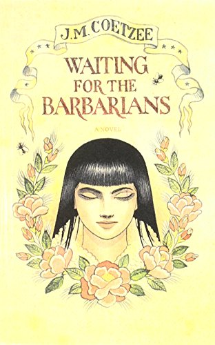 book cover of Waiting for the Barbarians