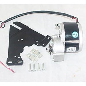 51gOWhhkboL. SS300 24V250W Il motore elettrico elettrico spazzola il motore per il motore elettrico della bicicletta di riciclaggio della bici di conversione