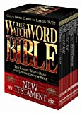 WatchWORD New Testament Audio Bible on 10 DVD's (Watch Word in Contemporary English Version)