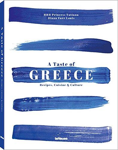 (A Taste of Greece: Recipes, Cuisine & Culture)