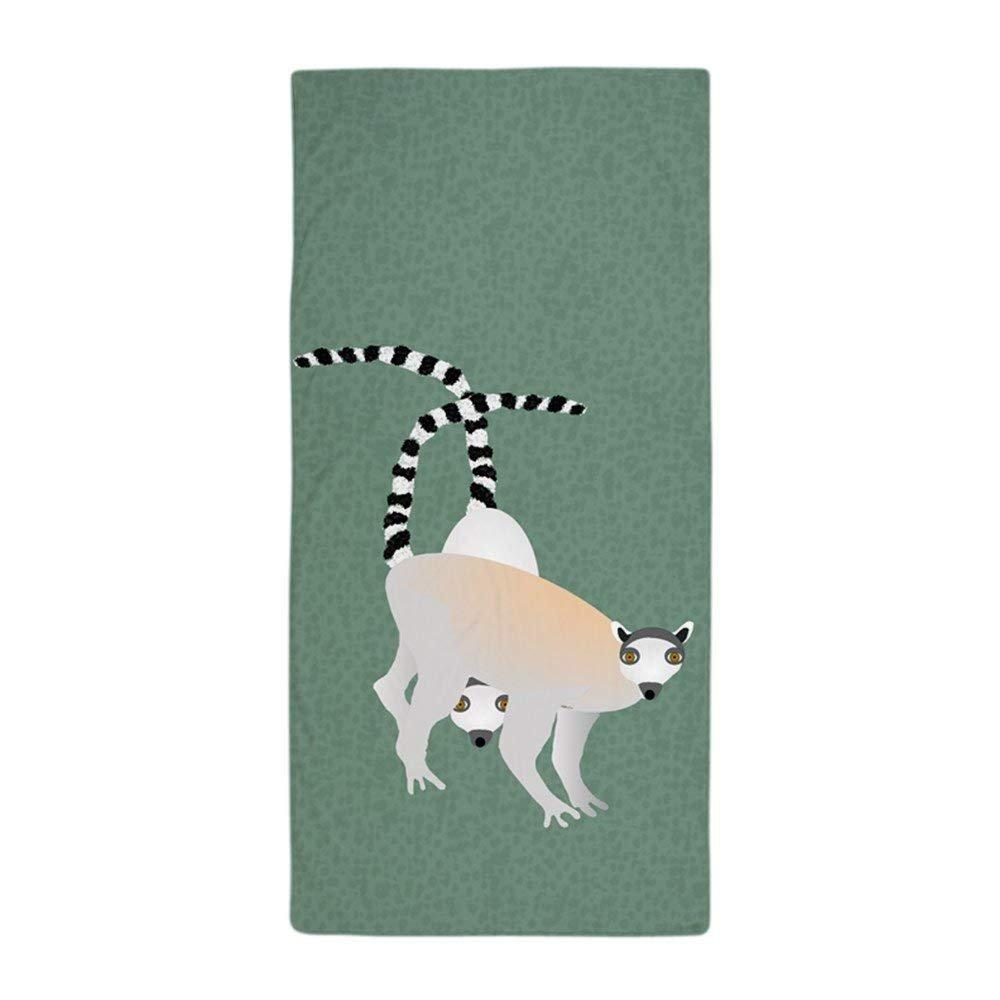 JHDHVRFRr Mustached Snoopy - Large Beach Towel, Soft 31x51 Towel with Unique Design: Amazon.es: Hogar