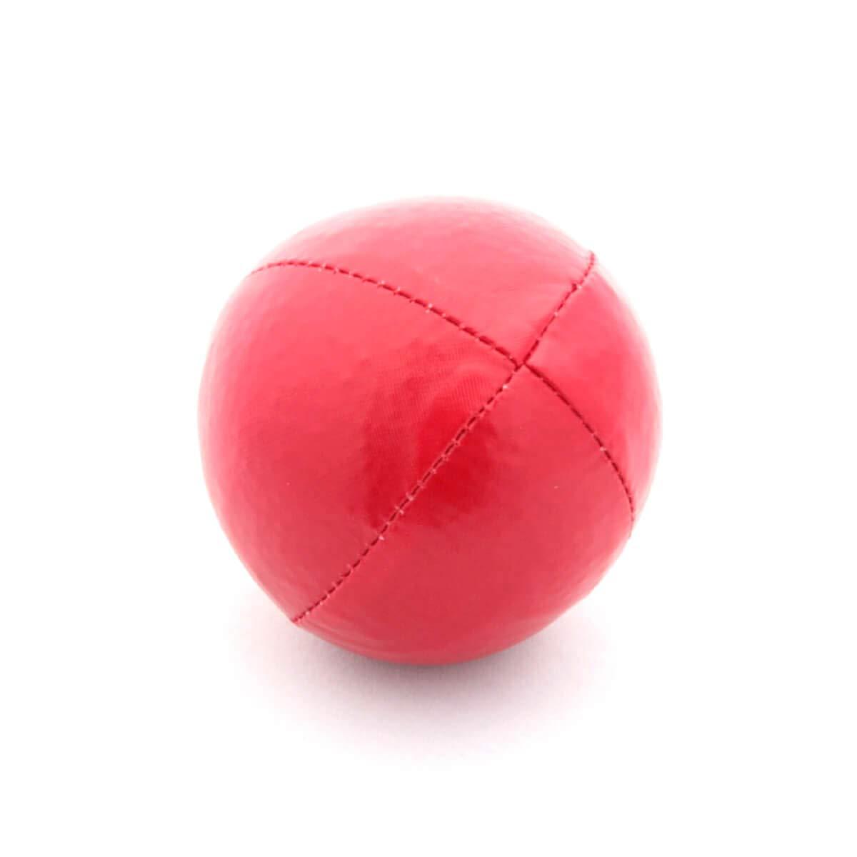 Play Juggling 67 mm 120 g Pallina da GIOCOLIERE per Giocoleria Modello BEANBAG Unicolor Bianco