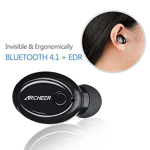 Bluetooth Smallest Headphone Invisible Handsfree