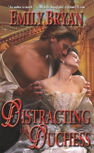Read Online Distracting the Duchess (Leisure Historical Romance) PDF