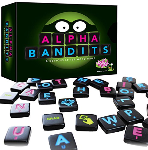 Alpha Bandits Word Game