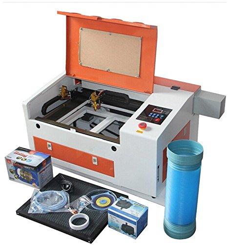 kohstar Desktop mini Cnc Laser Engraving Machine Cheaper price Laser Engraver CO2 laser cutter 4030/3040