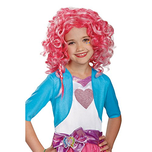 My Little Pony Pinkie Pie Childs Equestria Wig ()