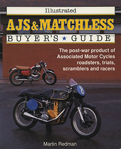 Illustrated Ajs and Matchless Buyer's Guide (Illustrated Buyer's Guide)