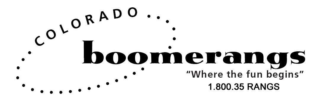 Magma Pelican Boomerang by Colorado Boomerangs (Image #4)