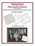 Family Maps of Pike County, Arkansas by Gregory A. Boyd front cover