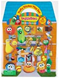 veggie tales in the house - VeggieTales Puffy Sticker Set (Re-usable)