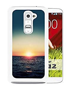 Sunset Bruni (2) Durable High Quality LG G2 Phone Case