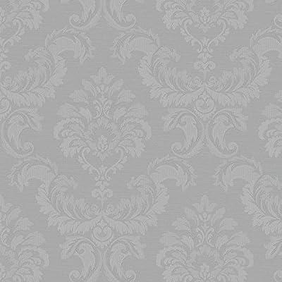 SK34746 - Simply Silks 3 Damask Galerie Wallpaper