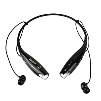 9adbd251250 Sourcingbay Wireless Bluetooth HV-800 Neckband Sport Stereo Universal Headset  Headphone for LG iPhone iPad Samsung (Black): Amazon.ca: Electronics