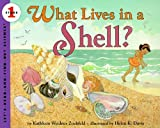 What Lives in a Shell?, Kathleen Weidner Zoehfeld, 0785734139