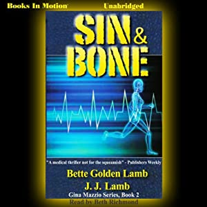 Sin and Bone Audiobook
