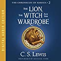 The Lion, the Witch, and the Wardrobe: The Chronicles of Narnia Hörbuch von C.S. Lewis Gesprochen von: Michael York