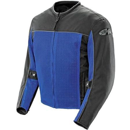 Black, Large Joe Rocket Velocity Mens Mesh Riding Jacket