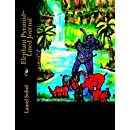 Elephant Pyramid~ Lined Journal (Fine Art Rainbow Journals~ Soli Deo Gloria Forever)