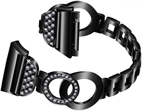 Nigaee Correa Gear S3 Correas Samsung Gear S3 Frontier For Samsung Gear S3 Frontier Correa Samsung Gear S3 Classic Gear 2 R380 R381 R382, Moto 360 2 ...