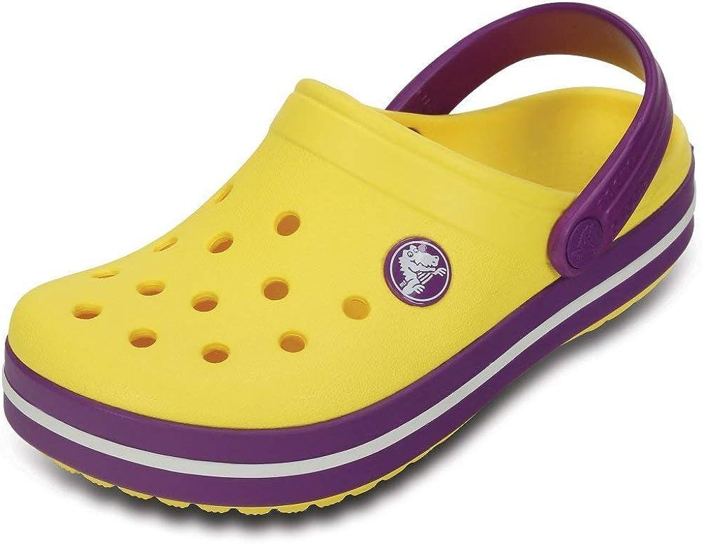 Crocs Crocband Kids Slip On Clog Shoes