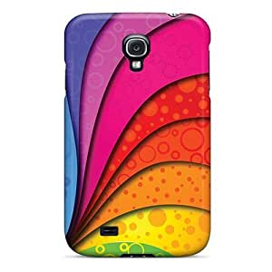 Forever Collectibles Colorful Swirl Hard Snap-on Galaxy S4 Case
