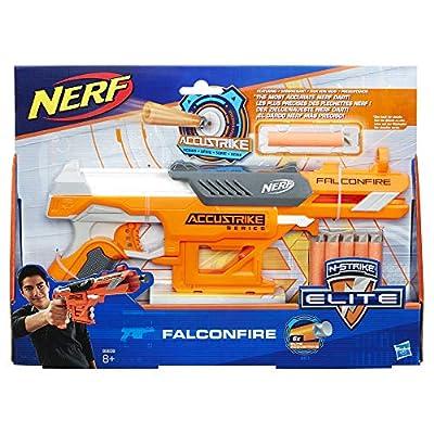 NERF N-Strike Elite AccuStrike Series FalconFire: Toys & Games