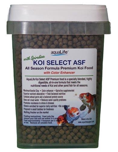 Aquarium Life AL2018 Medium Premium Season Food ()