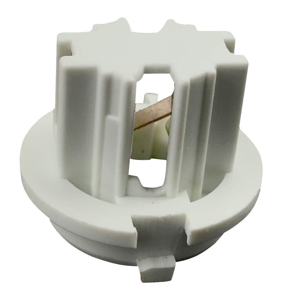 blanc facile /à installer Douille de feu arri/ère pour BMW X5 E53 E70 E65 X3 E83