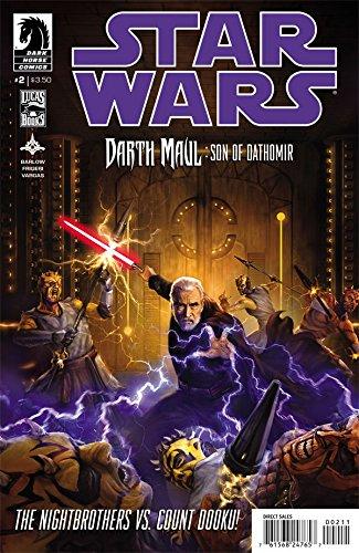 Star Wars Darth Maul Son of Dathomir #2 (Star Wars Darth Maul Son Of Dathomir 3)