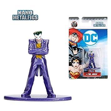 Jada metalfigs Metal Figure Bundle of 5 Diecast DC COMICS le JOKER
