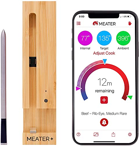 MEATER Plus | 165ft Long Range Smart Wireless Meat
