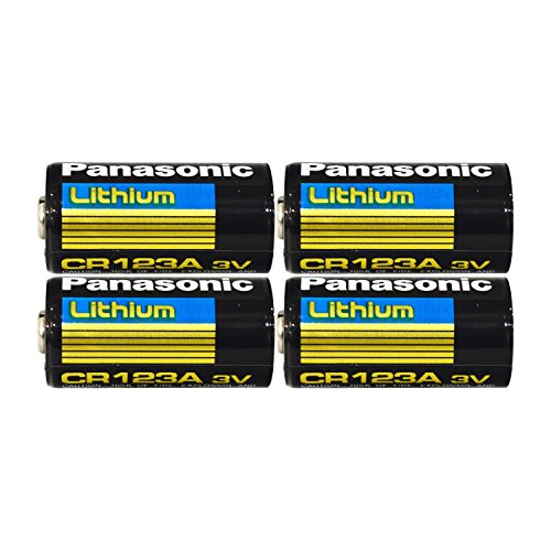 Panasonic CR123 3V Lithium Battery