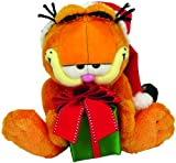 TY Beanie Baby - GARFIELD the Cat (HAPPY HOLIDAYS)
