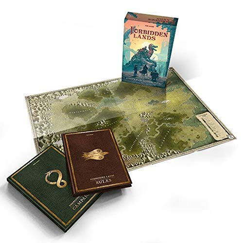 Forbidden Lands RPG: Boxed Set