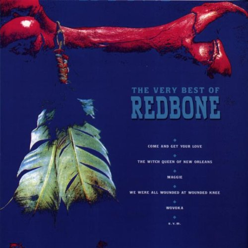 Very Best of Redbone by Sony