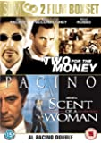 Two For The Money/Scent Of A Woman [DVD]