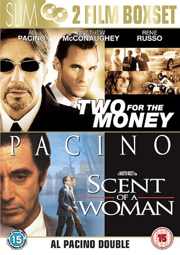Two for the Money/Scent of a Woman [Import anglais]