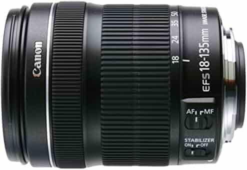 Canon EF-S 18-135mm f/3.5-5.6 IS STM Lens(White box, New)