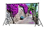 LB 9x6ft Nature theme Vinyl Photography Backdrop Customized Photo Background Studio Prop M-203