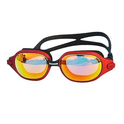 Amazon com: Swim Goggles for Adult Women Men UV Protected Anti-Fog