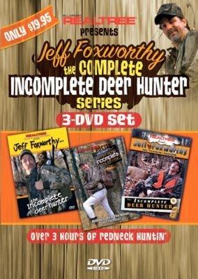 Series Deer - Jeff Foxworthy The Complete Incomplete Deer Hunter Series 3 DVD set